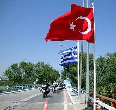 Confine Turchia-Grecia