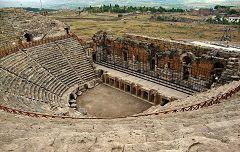 Hierapolis: teatro