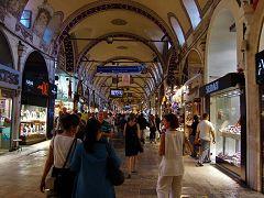 Istanbul: Gran Bazar