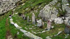 Mandron: cimitero