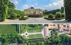 Agliate: Villa Stanga Borromeo Arese