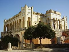 Villa Sticchi (Santa Cesarea)