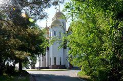 Volgograd: chiesa di Tutti i Santi