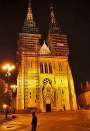 Zagabria: Cattedrale