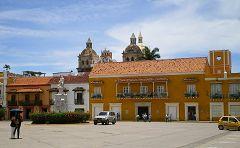 Piazza della Dogana (Aduana)