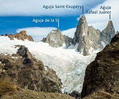 Aguja Saint-Exupéry