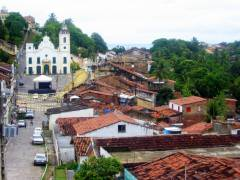 I tetti e le chiede di Olinda