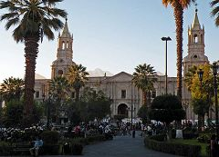 Arequipa: Plaza de Armas