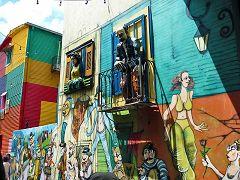 Buenos Aires: Caminito