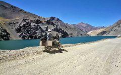 Valle Elqui: laguna