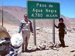 Passo Agua Negra