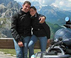 Davide e Saretta