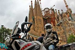 Barcellona: Sagrada Familia