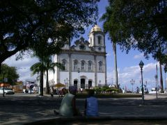 La Basilica di Bomfim (Bonfim)