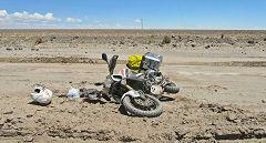 Bolivia: caduta