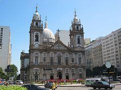Chiesa della Candelaria, Praça Pio X