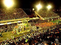 Carnevale di Rio, il Sambodromo