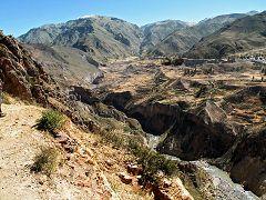 Valle e cañon della Colca