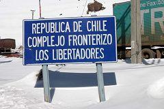 Confine Cile-Argentina