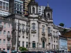 Basilica Conceicão da Praia