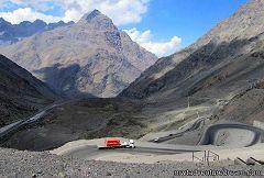 Cile-Argentina: confine