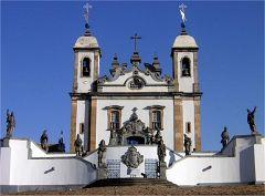 Congonhas, la Basilica dei 12 profeti