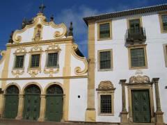 La chiesa di Nossa Senhora das Neves