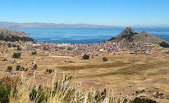Titicaca: penisola Copacabana