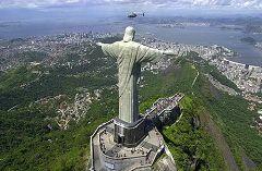Il Cristo del Corcovado