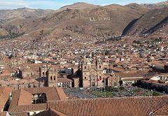 Cusco: mirador