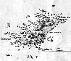 Mappa di Chatam