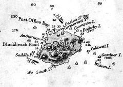 Mappa di Charles