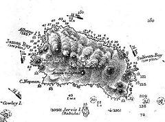 Mappa di James
