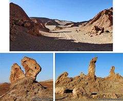 Cile: deserto di Atacama