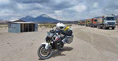 Cile: Parinacota