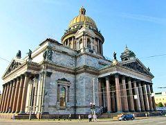 San Pietroburgo: Sant'Isacco
