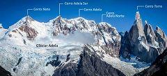 Glaciar Adela