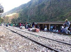 Inca trail (km 106)
