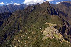 Vista dal Huayna Picchu