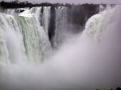 Le cascate dell'Iguassù