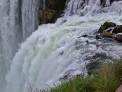 Le cascate dell'Iguassù, lato argentino