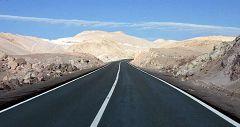 On the road: da Iqique a Putre