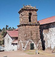 Titicaca: isola Taquile