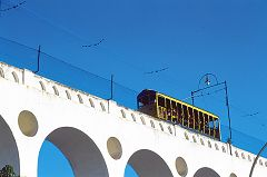 Il vecchio acquedotto di Lapa