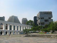 Gli archi di Lapa (Rio)