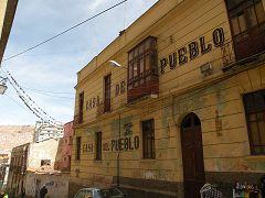 La Paz: casa del pueblo
