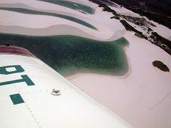 Lencois Maranhenses veduta aerea