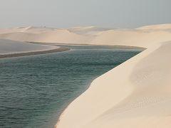 Le lagune del Lencois Maranhenses