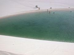 Le lagune del Lencois