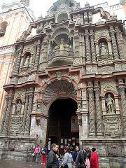 Lima: Iglesia de la Merced